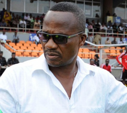Khadiri Ikhana Returns to Club Coaching With Giwa FC Months After Announcing His Retirment from the Role.