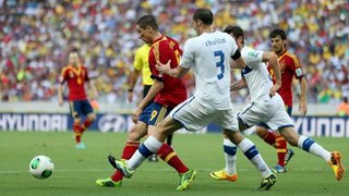 Fernando Torres Named in Spain's World Cup Squad.