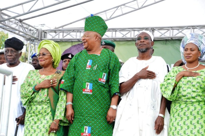 Aregbesola-campaign rally