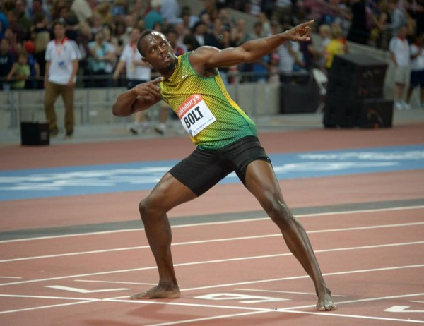 Usain Bolt Says He Will Run in the 4×100m Relay Heats at the Glasgow Commonwealth Games.
