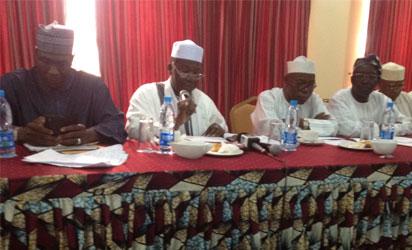 northern delegates