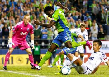 Obafemi Martins Has Now Scored 13 Goals in 23 MLS Games.