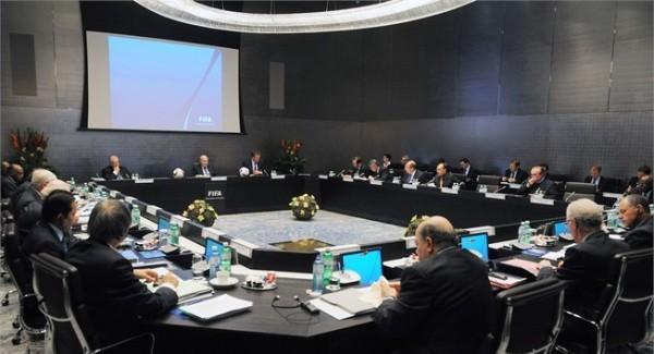 Next Fifa Executive Congress Comes Up on 25-26 September.