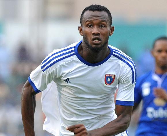 Mfon Udoh Has Netted 18-Times Since Joining Enyimba in the Close Season. Image: LMC.