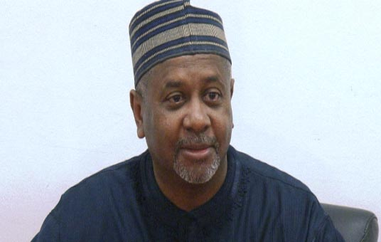 Sambo Dasuki-National Security Adviser