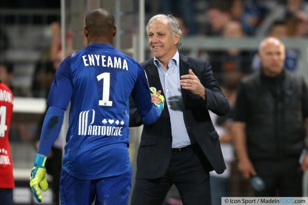 Rene Girard Says Enyeama is Not for Sale. Image: Getty.