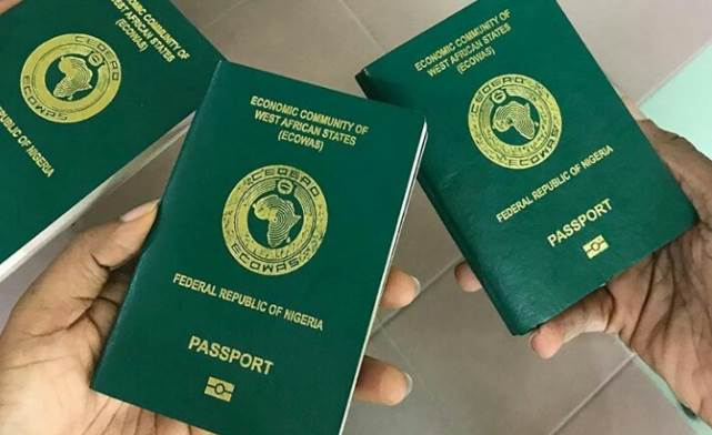 How To Get Nigerian Passport