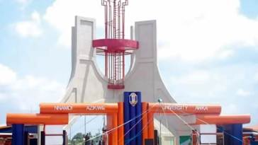 Nnamdi Azikiwe University Post UTME