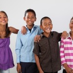 Children Communicating Gracefully