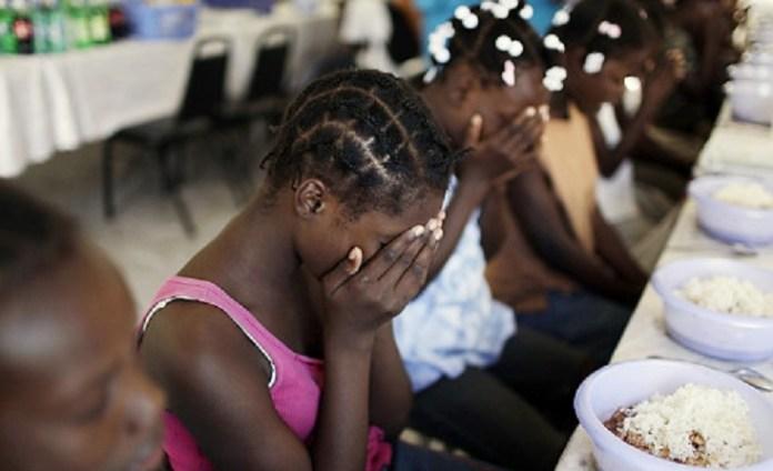 Haiti Earthquake Kids