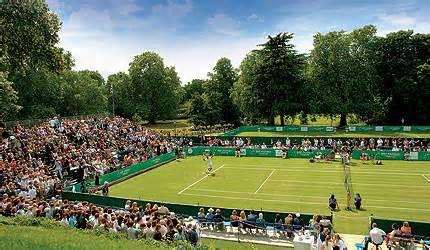 Wimbledon Marks the Beginning of the Grass Court Season.