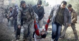 Syria deaths
