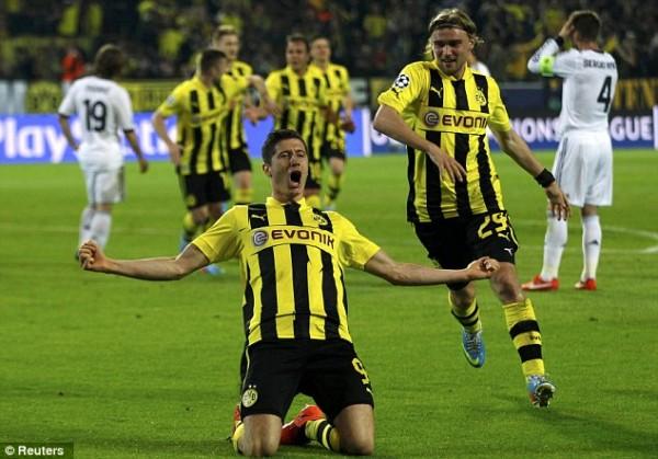 The Prolific Goalscorer Will be Joining Bayern Munich Next Year.