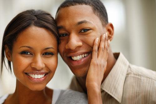young-black-couple