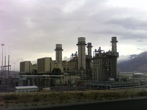 file: A coal power generating station