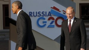 Obama n Putin