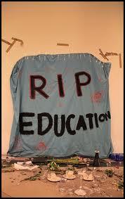education RIP