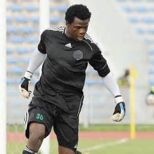 Chigozie Agbim Pulled of Some Clinical Saves as Eagles Beat South Africa.