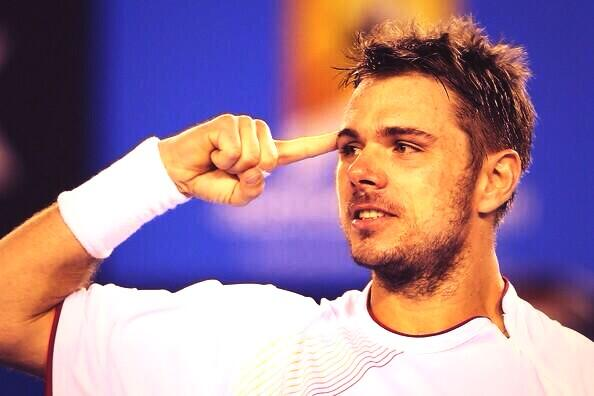 Stanislas Wawrinka Climbs to World Number Three After Winning His First Grand Slam in His First Try.