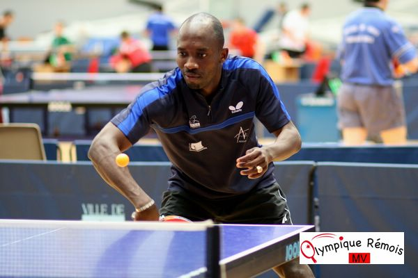 Aruna Quadri and Kazeem Makanjuola Have Both Lost Out of the ITTF World Tour in Kuwait.