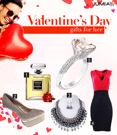 Jumia Top 5 gifts for her
