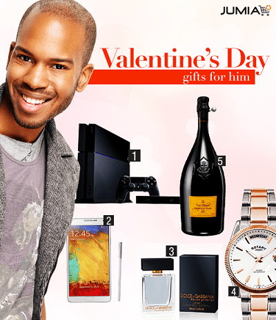 Jumia Top 5 gifts for him