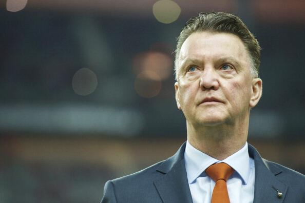 Louis van Gaal is the Bookmakers' Favourite for the Vacant Manchester United Job.