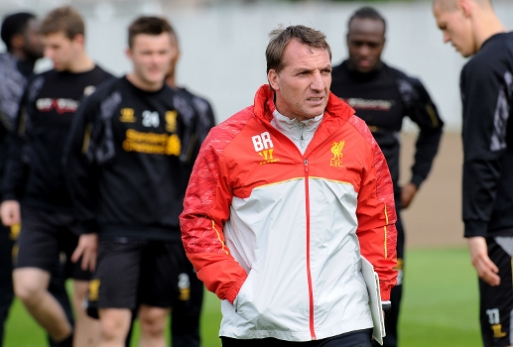 Brendan Rodgers Instructs His Players Ahead of Crystal Palace's Clash.
