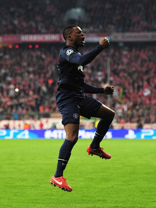 Patrice Evra to Remain At Old Trafford Till Next Summer, After Signing a One-Year Contract Extension.