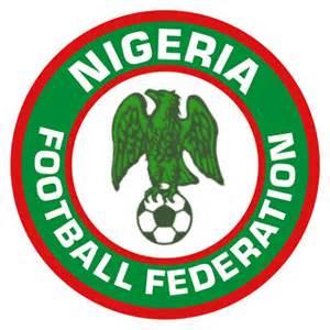 The Nigeria Football Federation Logo.