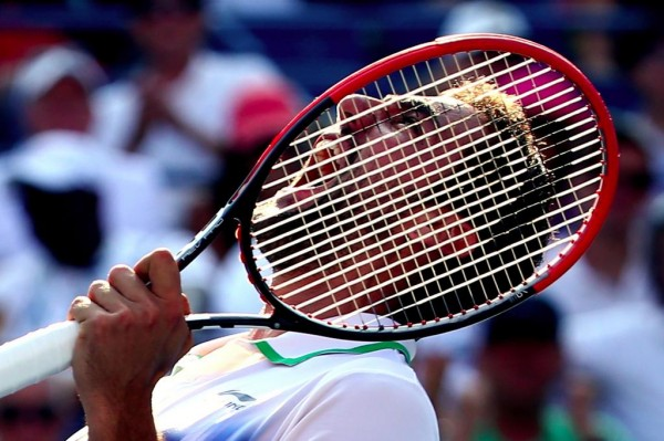 Marin Cilic Downs Federer in US Open Semis. Image: Getty