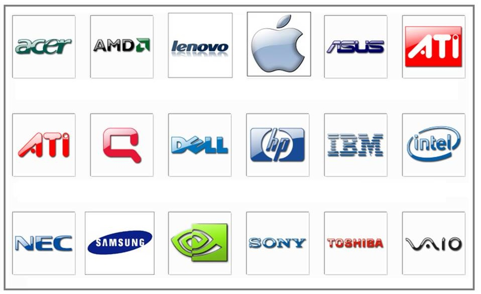 Best Computer and laptops Brands