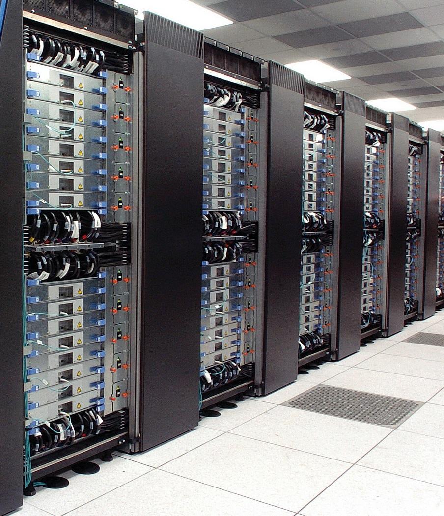 Top Ten SuperComputers in the World