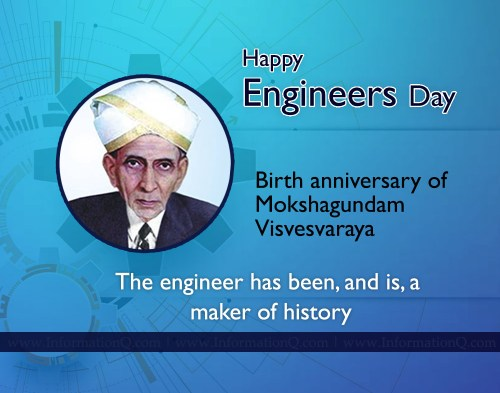 We sharing of 'Happy Engineers Day' wishes greeting images.