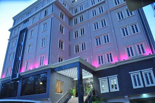 Citiheight Hotel - Hotels Near Lagos International Airport