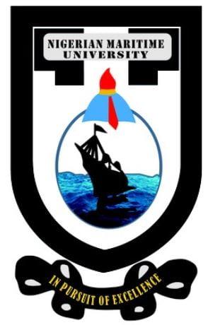 Maritime University Delta State Logo