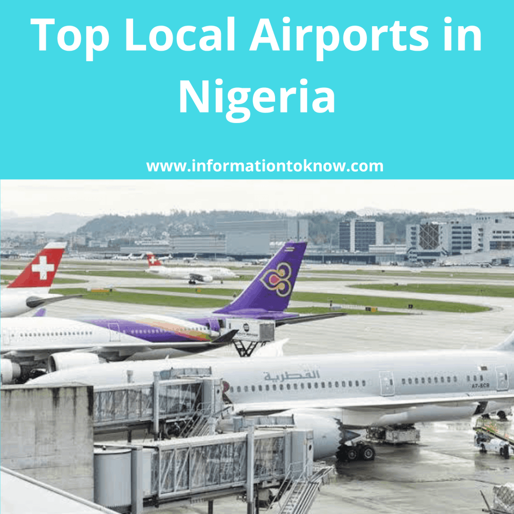 Top Local Airports in Nigeria