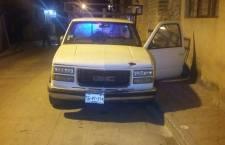 Arrestados por dañar y saquear vehículos