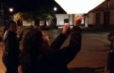 Promueven elaboración de globos de Cantolla en la Mixteca