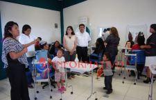 Intensifican capacitación, productividad y empleo en comunidades mixtecas