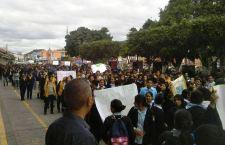 Demandanincremento salarial estudiantes de la UABJO