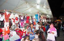 Instalan plazas comerciales para impulsar el comercio local en Huajuapan
