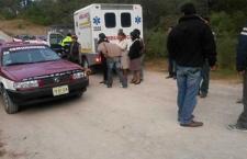 Asesinan a taxista en Tlaxiaco