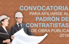 Pide síndico a contratistas no caer en corrupción