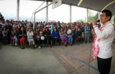 MORENA, única opción para salvar a Oaxaca de la corrupción: Jara Cruz