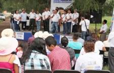 Refrenda «La Cañadita» apoyo a Jaime Silva