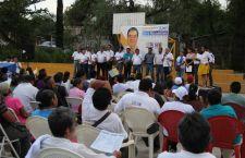 """No vengo a comprar votos"": Jaime Silva"