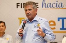 Los debates se ganan con propuestas, afirma Pepe Toño Estefan Garfias