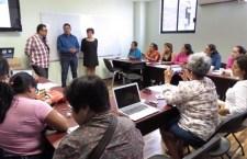 Imparten Taller de Periodismo Literario a periodistas de Oaxaca