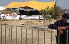 Tres niñas, entre los cadáveres exhumados en fosas de Tetelcingo